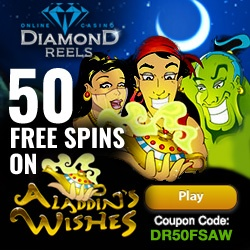 Diamond Reels Casino 50 Free Spins Free Casino Money