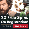 Roy Richie Casino free spins