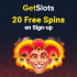 Get Slots Casino review and 20 free spins