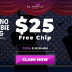 El Royale Casino free chips 2021